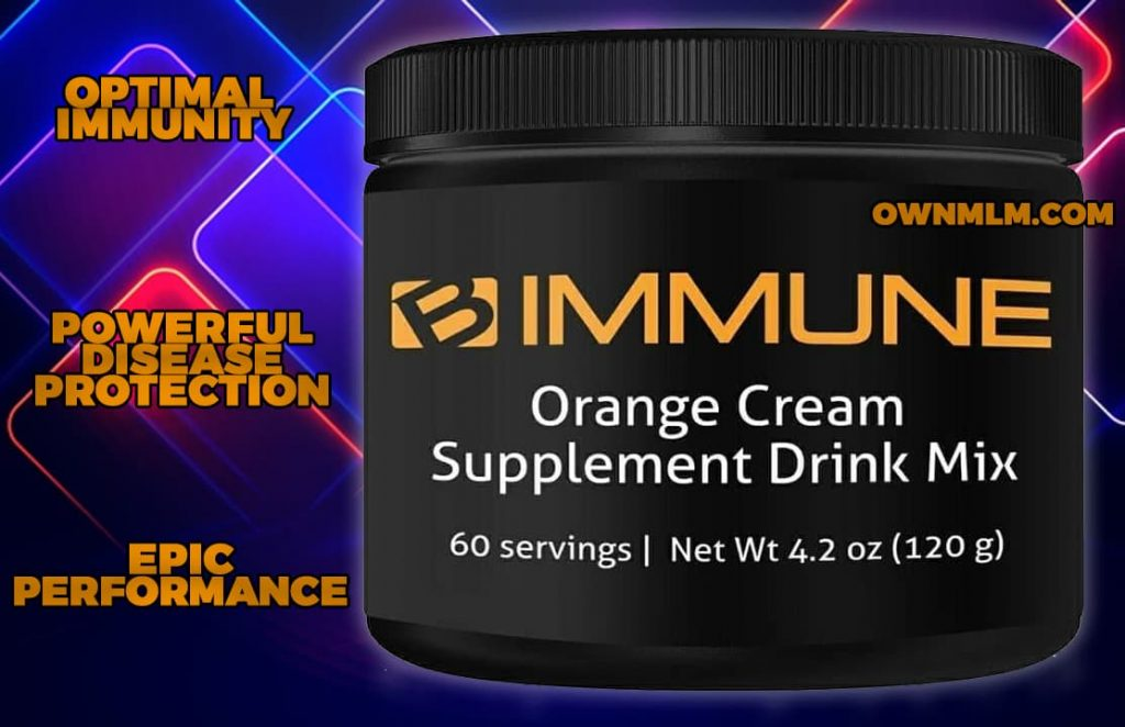 Immune dietary supplement (BEpic)