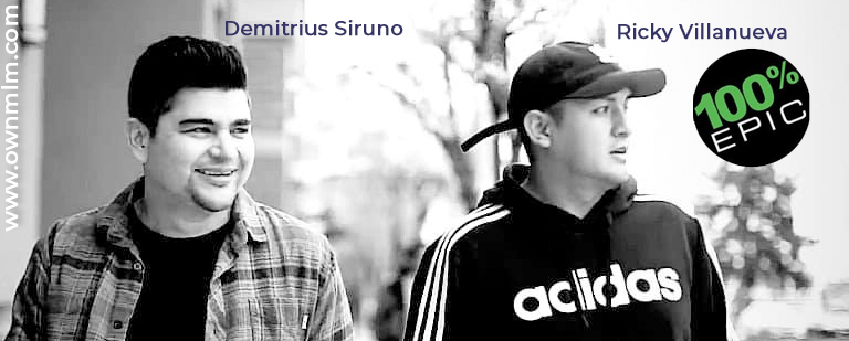 Ricky Villanueva & Demitrius Siruno