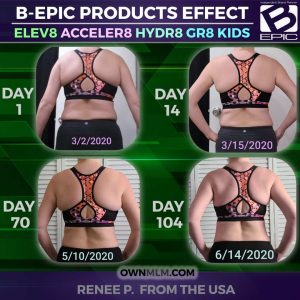 bepic Elev8/Acceler8 slimming progress review
