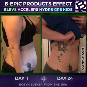 weight control with bepic's acceler8 (result)