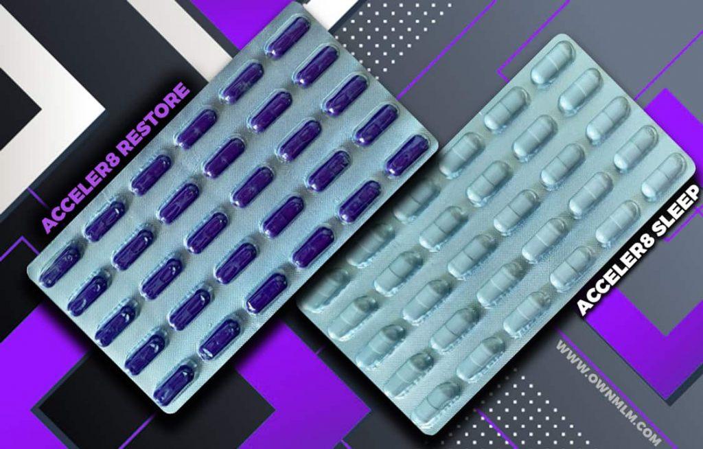 Acceler8 Restore & Sleep for Weight Loss