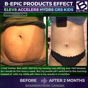 Fast weight loss with B-Epic 3 pill-system