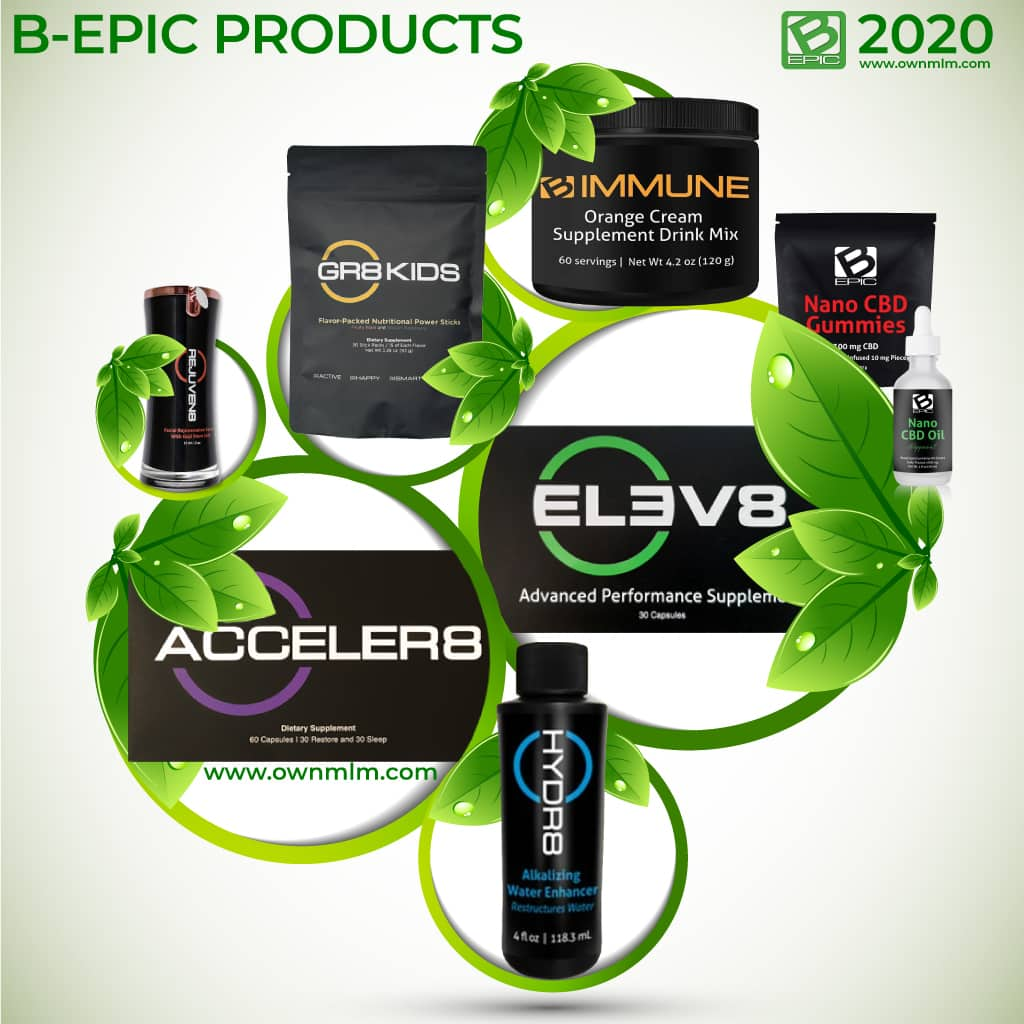 All products by BEpic