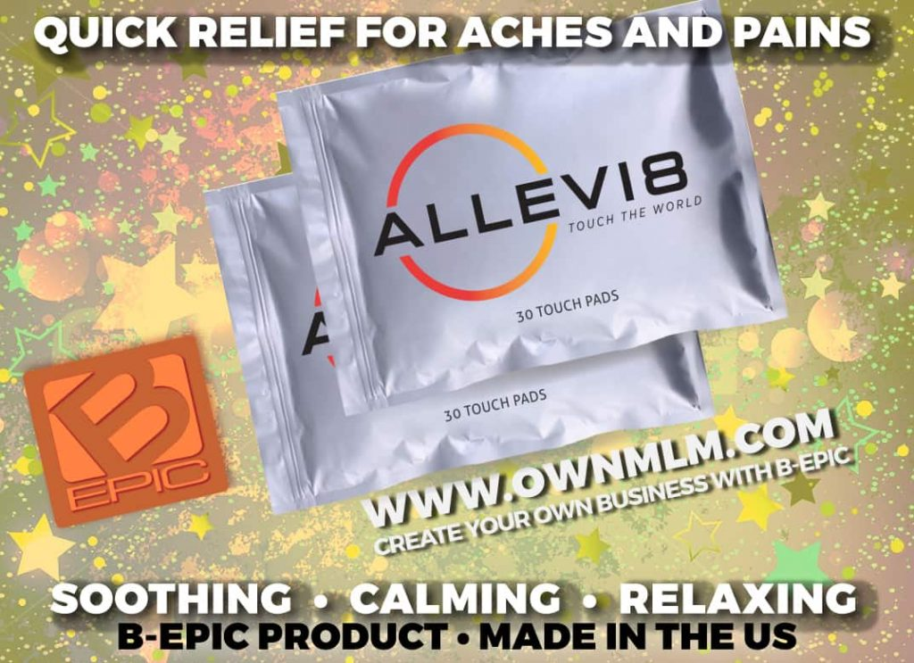 Allevi8 patches by B-Epic