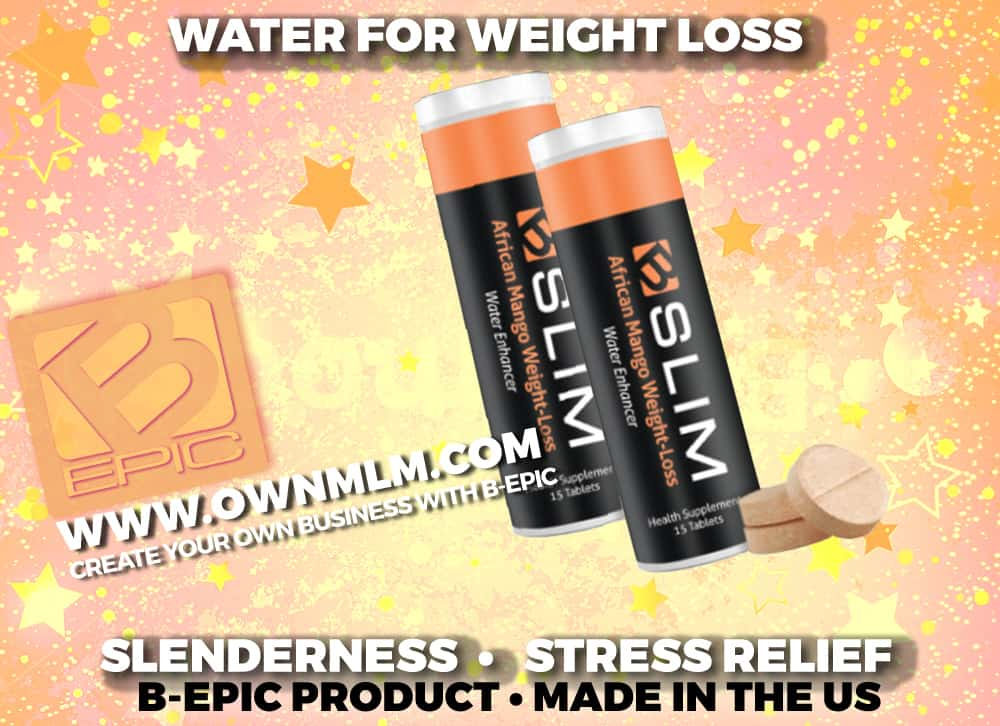 weight loss with bepic B-Slim with mango